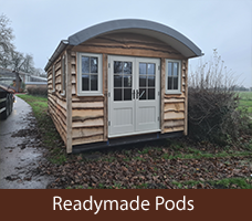 sam atkinson ready made camping pods