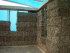 Load Bearing Straw Bale Walls